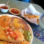 Famous Mexican platter