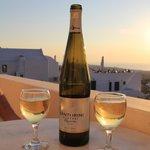 вино Санторини