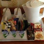 Tea/Coffee in Bedroom