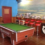 Our Full Sized Pool Table
