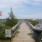 Roberta Dr. Fishing Dock
