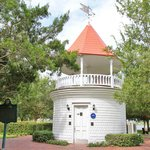 Old Ormond Hotel Cupola