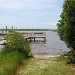 Roberta Drive fishing dock Foto