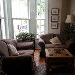 Lounge Penryn House