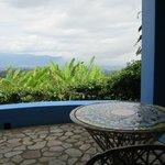 Villa 23 patio