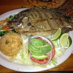 Delicious Fried Fish
