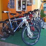 Bikes for Rent at Studios