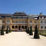 Nearby Schloss