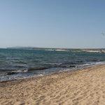 Spiaggia, lato nord