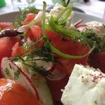 Summer North Fork Tomato Salad