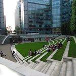 Jardim da Sheldon Square