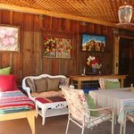 Outdoor room (back porch)