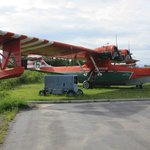 PBY Canso water bomber