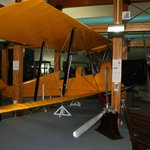 DH Tiger Moth trainer