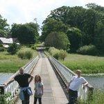 Crom Estate - a pretty bridge