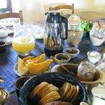 lovely daily breakfast
