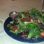 house salad....amazing