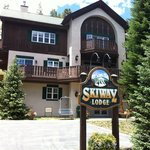 Summertime at SkiWay Lodge