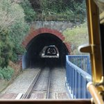 VIew through the tunnel