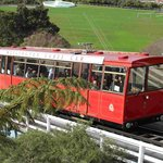 classic shot of the cable car
