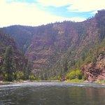 Green River Daily Raft Trip