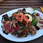 Magnifique salade !