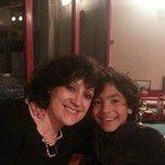 J ai passé une tres belle soirée dans votre restaurant en compagnie de mon fils ! Merci