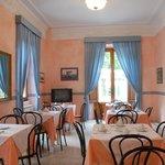 Hotel Donatello - sala da pranzo