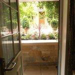 Room 119 view from door