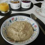 "Must have ""porridge"" for breakfast when in Scotland"