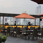 Rooftop bar, dining, and lounge (2)