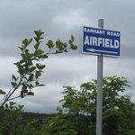 Harbur Grace Airfield via Earhart Road