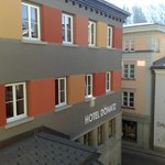 Aussenansicht Hotel Donatz