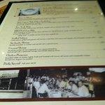 inside menu