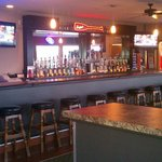 Newly remodeled bar & dining room