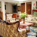 Awkis Dream Hotel Cusco Lobby area