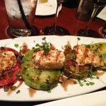 Mozzarella and Tomatoe Salad