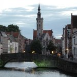 most scenic Bruge at your fingertips