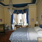 The Master Suite: Huge and Well Appointed
