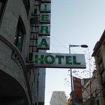 fachada do Hotel Riviera