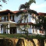 Aproaching Niyagama House
