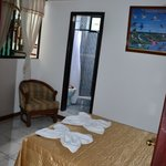 Double room on the second floor