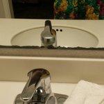Peeling mirror