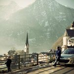stunning views of lake hallstatt