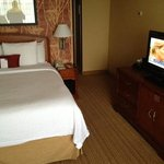 nice room and friendly staff