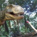 Creo que a esos dinosaurios no les gustaba ese alimento :S