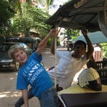 Tommy, the Happy Guesthouse Tuk tuk driver
