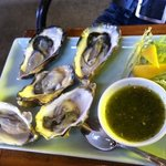 fresh Oysters for $1 a piece (every thursday)