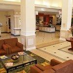 Lobby and Atrium