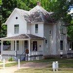Ronald Reagan's boyhood home on Hennipin Ave in Dixon, IL